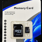 32GB Micro ds dsHC TF Memory Card Class 10 w/ ds Adapter For Smart Phones Tablet