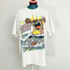 Vintage 90s Tazmanian Devil Taz T Shirt Looney Tunes Warner Brothers Large 1991