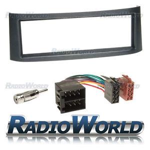 PIASTRA-pannello-SMART-ROADSTER-Kit-FASCIA-CRUSCOTTO-finitura-Surround-Adattatore-AutoRadio