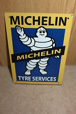 Michelin Tyre Service Metal Sign - NEW