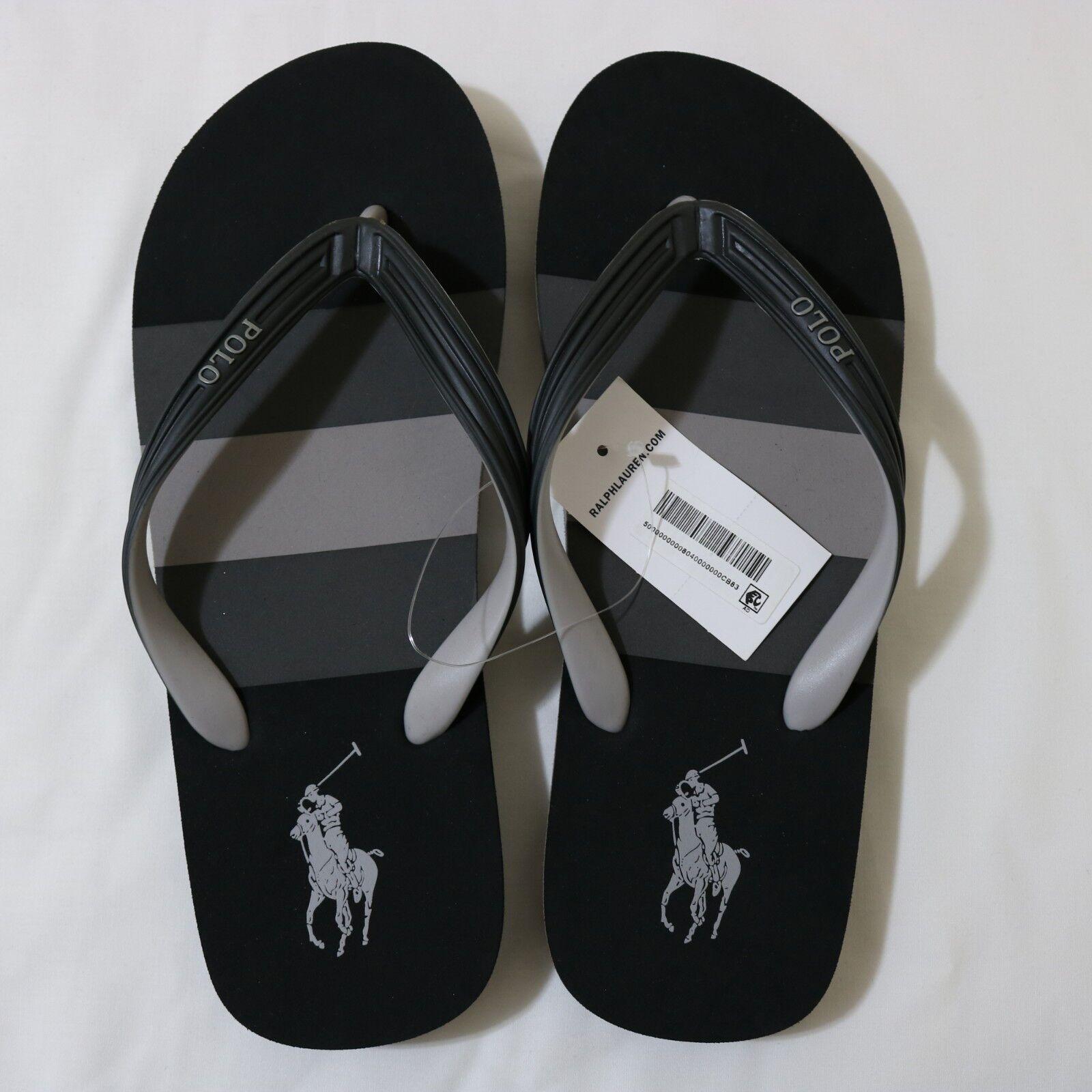 a407bf9cb2af Polo Ralph Lauren Men Summer Rubber flip flip flip flop size 9