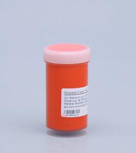 Farbpaste Eisenoxid Rot dunkel Kautschuk einfärben Silikonfarbe Farbpigment 100g
