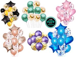 14pcs-set-Balloons-Wedding-Birthday-Latex-Foil-Ballons-Kids-Baby-Boy-Girl-Party