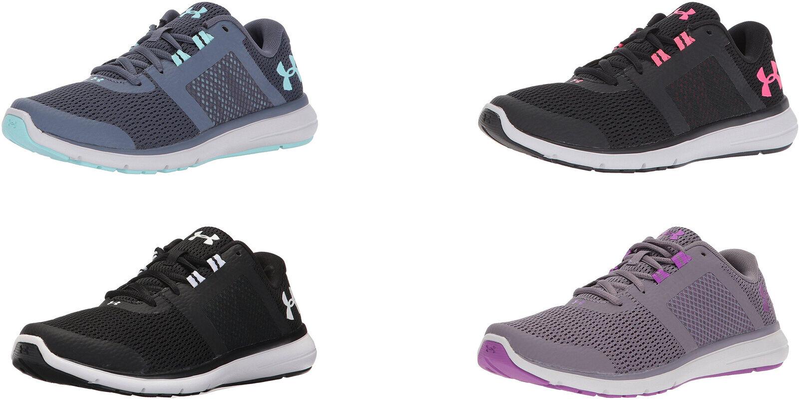Under Armour Women's Fuse FST Shoes, 4 Colors