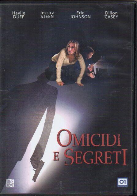 OMICIDI E SEGRETI - DVD (USATO)