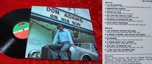 LP Don Adams: On His Way