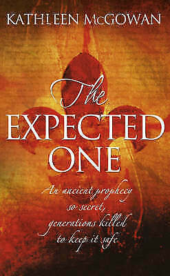 1 of 1 - The Expected One (Magdalene Line), McGowan, Kathleen, Very Good Book