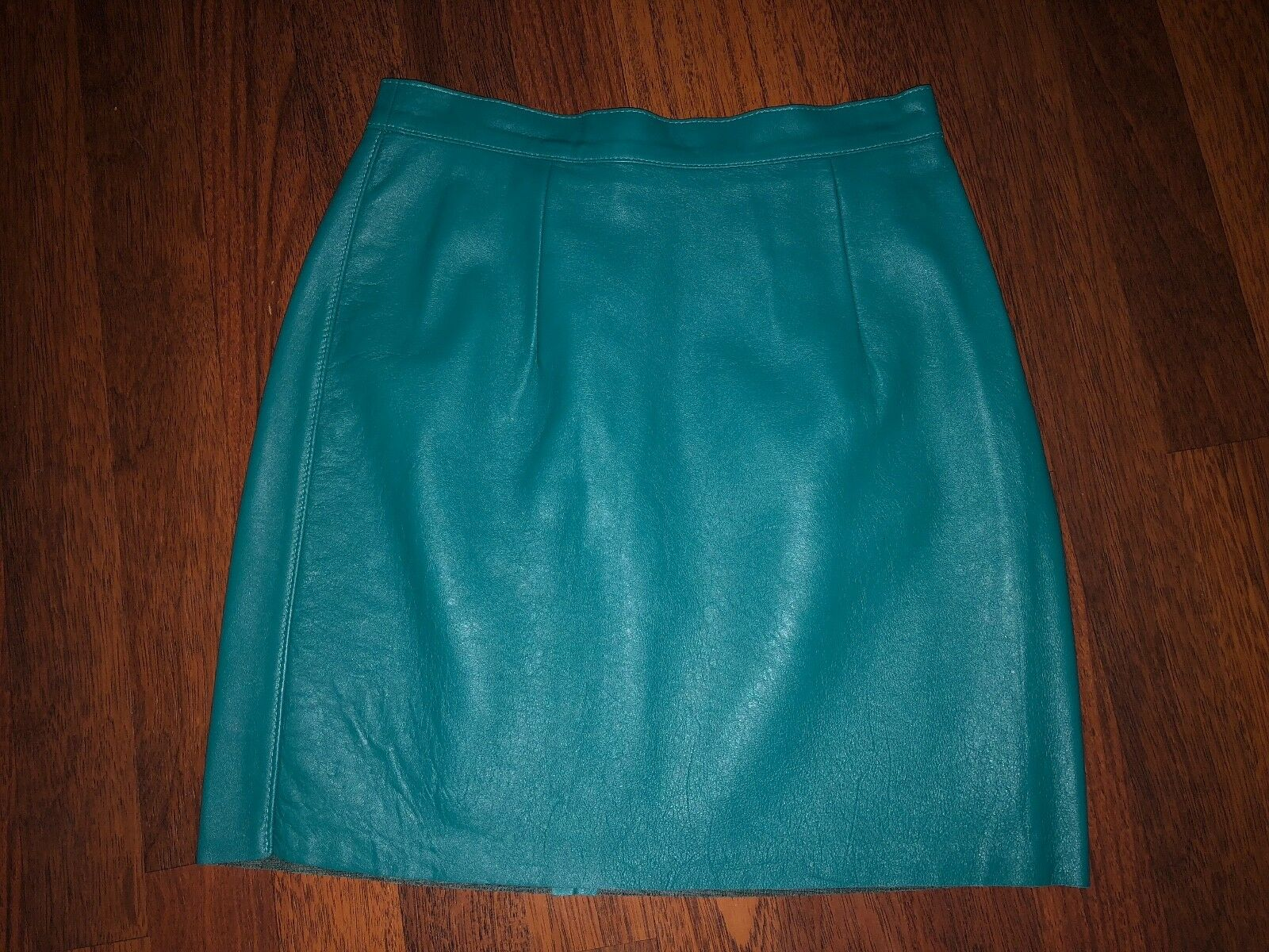 American Apparel Leather Skirt SIZE SMALL