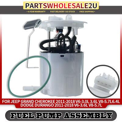 New Fuel Pump Assembly Fits 2011-2014 Dodge Durango Jeep Grand Cherokee E7271M