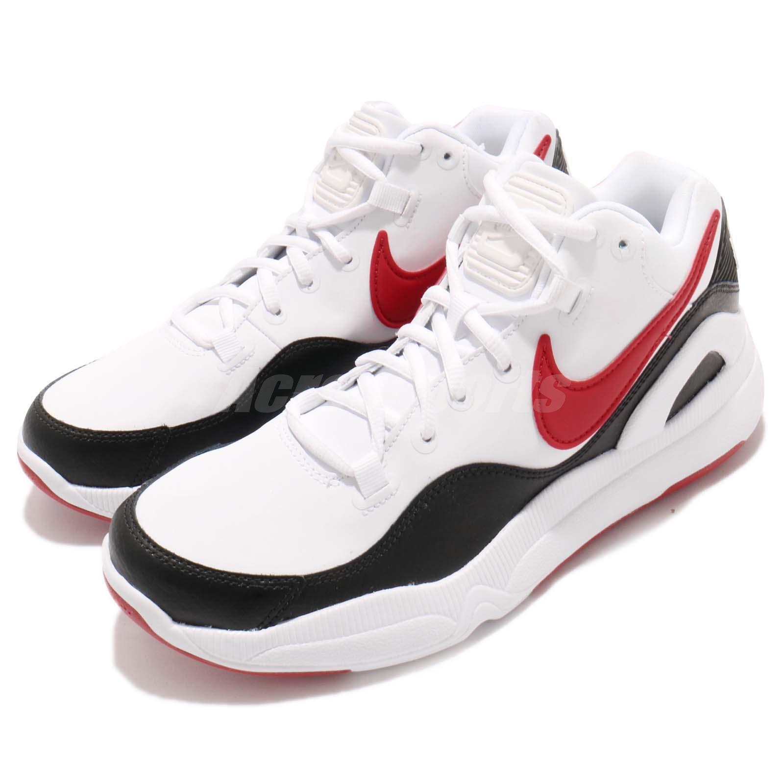 Nike Dilatta University  Rojo Blanco Negro Hombre casuales Zapatos  University Zapatillas AA22018102 f09421