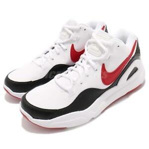 a8985dffb9fbc Nike Dilatta University Red White Black Men Casual Shoes Sneakers ...