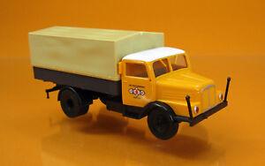 MCZ-Brekina-03-155-IFA-s-4000-tablillas-camiones-VEB-Mar-Baltico-trans-rostock-scale-1-87