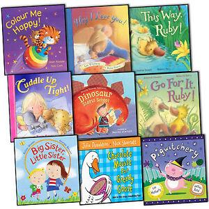 Children-Picture-Books-Collection-9-Book-Colour-Me-Happy-includes-Julia-Donaldso