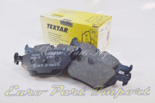 BMW z3 BRAKE PAD TEXTAR OEM Quality 21607173T// 34216761238