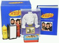 Seinfeld Complete Series Season 1-9 33-disc Limited Edition Gift Box Set