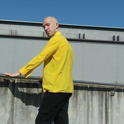 Symbol Der Marke Graziella 70er Ddr 70s Herrenhemd Hemd Freizeithemd True Vintage Mens Shirt 41n