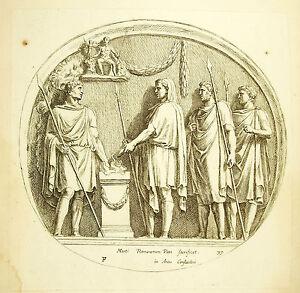 Sacrifice-Au-Dieu-Mars-Bas-Relief-Arch-of-Constantine-S-Francois-Perrier-1645