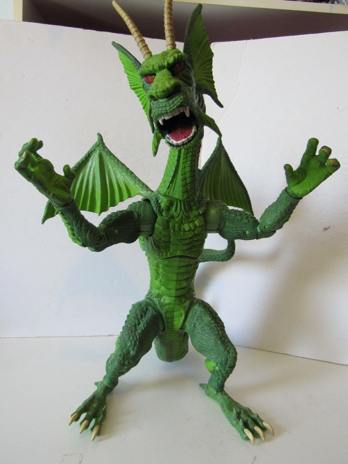 Hasbro Marvel Legends Fin Fang Foom BAF Build-a-Figure Complete