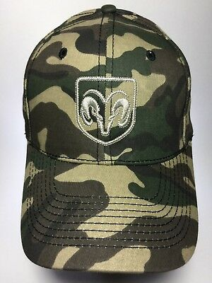 Dodge Logo Baseball Hat Cap Headwear Dodge Adjustable Cap