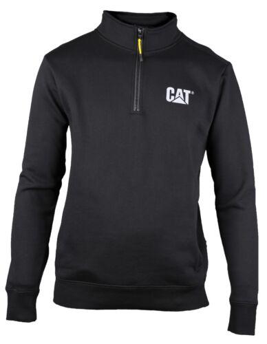 Maglione Lavoro Felpa Caterpillar Durevole 1 Zip Cat Canyon 4 Mens UAqxzw