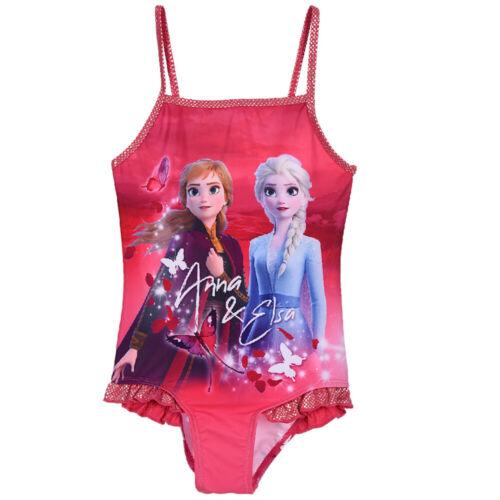 Frozen Mädchen Badeanzug Bademode Die Eiskönigin