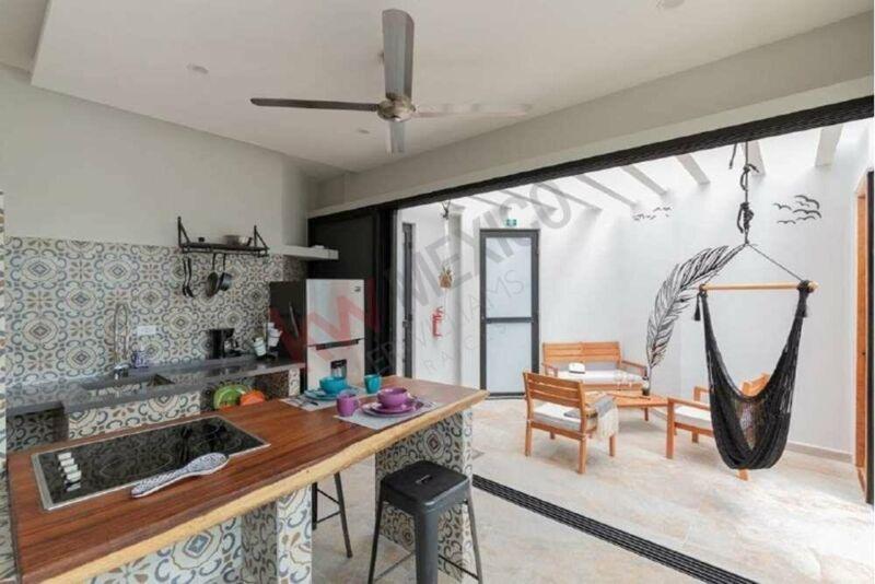 Moderna y sofisticada casa en venta para inversión en Tulum, Quintana Roo