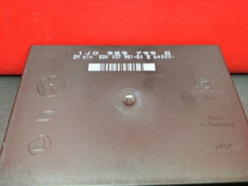 VW Central Locking 1J0959799Q ECU Convenience Module 1J0959799 Q