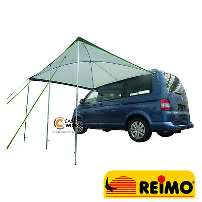 REIMO PALM BEACH 2 LWB 3m Sun Canopy Dome Shaped Awning For VW T4/T5/T6