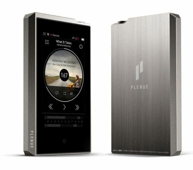 COWON PM2-128G-SL PLENUE M2 Digital Audio Player 128GB Hi-Res