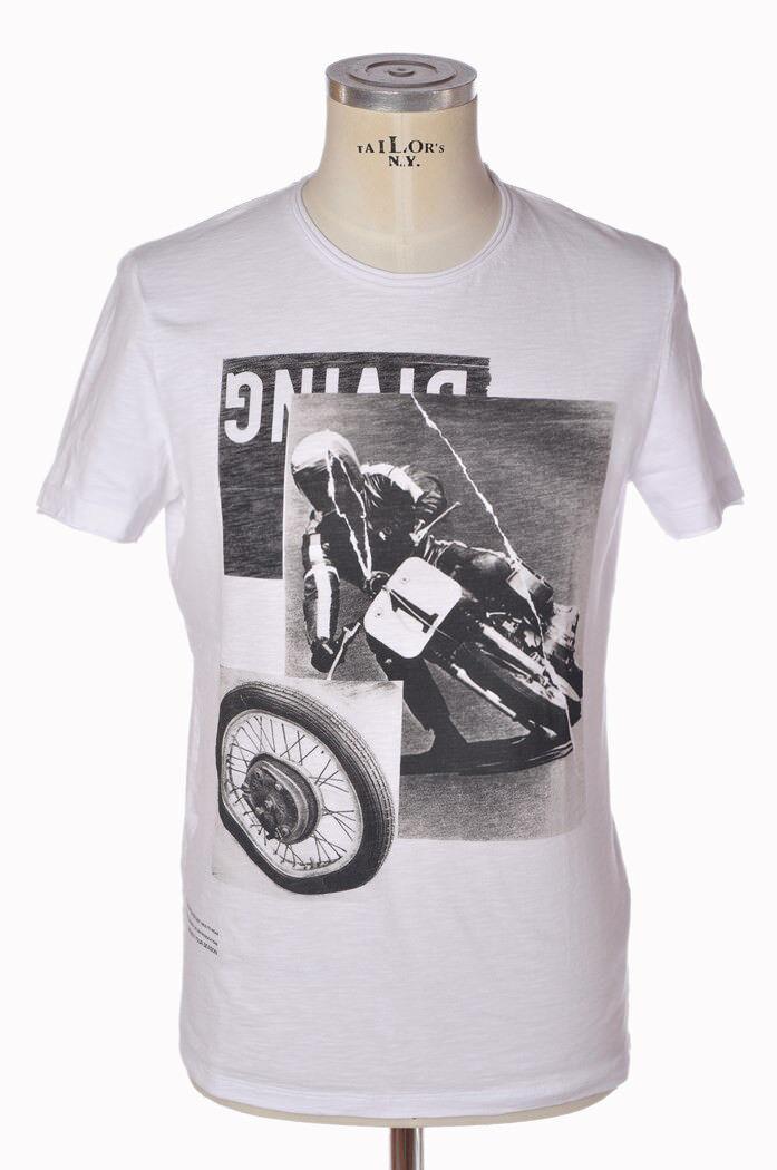 Paolo Pecora - Topwear-T-shirts - uomo - 794817C183452