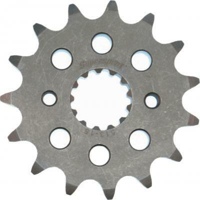 Supersprox Front Sprocket 530 Pitch / 15 Teeth Suzuki GSF 1200 S 3 2003