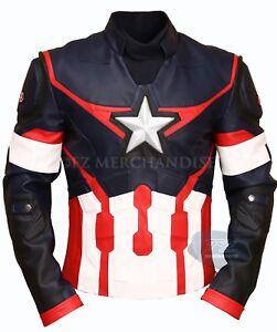 Age-of-Ultron-Captain-America-Civil-War-Chris-Evans-Avengers-Leather-Jacket