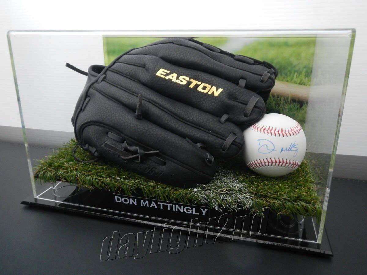 26fc631fb43 ✺Signed✺ DON MATTINGLY Baseball PROOF COA New York Yankees LA Dodgers MLB