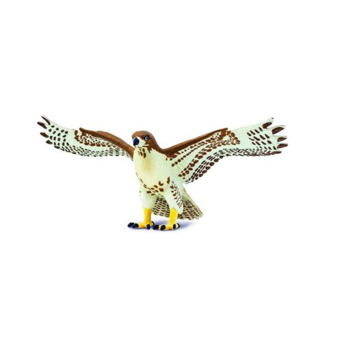 Red Tail Hawk Animal Figure Safari Ltd NEW Toys Educational Kids