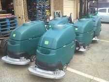 Nobles Ss5 Tennant T5 Floor Scrubber 32 Under 300 Hours 60 Day Parts Warranty