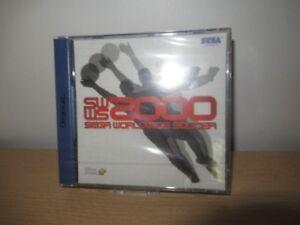 SEGA-DREAMCAST-SEGA-MUNDIAL-SOCCER-2000-Nuevo-Precintado-Pal