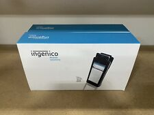 Ingenico Lot Of 2 Touchscreen Payment Tablet Android Pos Terminal Pmq 708 08860b