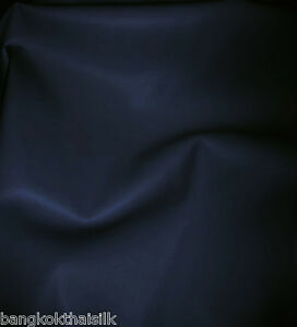 NAVY-BLUE-SMOOTH-FAUX-LEATHER-FABRIC-for-UPHOLSTERY-STOOL-JACKET-SHOES-BAGS
