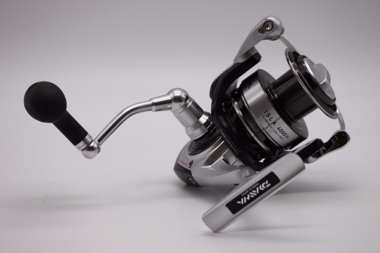 Daiwa ISLA 4000H  Fishing Reel new no box  be in great demand