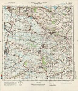 Russian Soviet Military Topographic Maps Burnham On Sea Uk