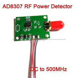 AD8307-RF-Power-Detector-Module-DC-to-500MHz-Transmitter-Power-Test-92dbm