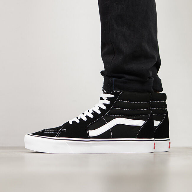 Para Hombres Unisex Zapatos tenis VANS SK8-HI LITE [VA 2 Z 5 Yiju]