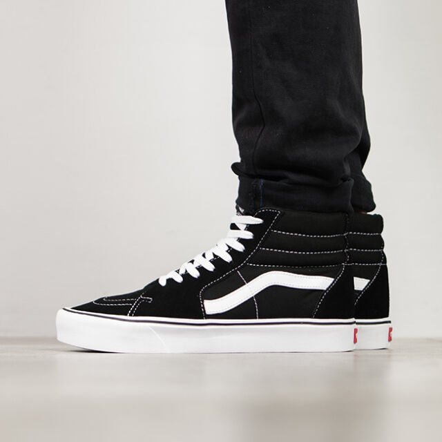df658b28cb Men s Unisex Shoes SNEAKERS VANS Sk8-hi Lite Va2z5yiju 12 for sale ...