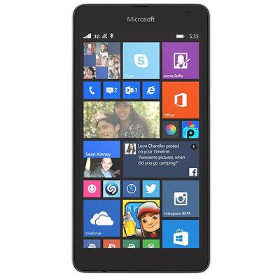Microsoft LUMIA 535 WEISS Windows 8.1 Navigation, NEU & OVP 2 J. GARANTIENokia