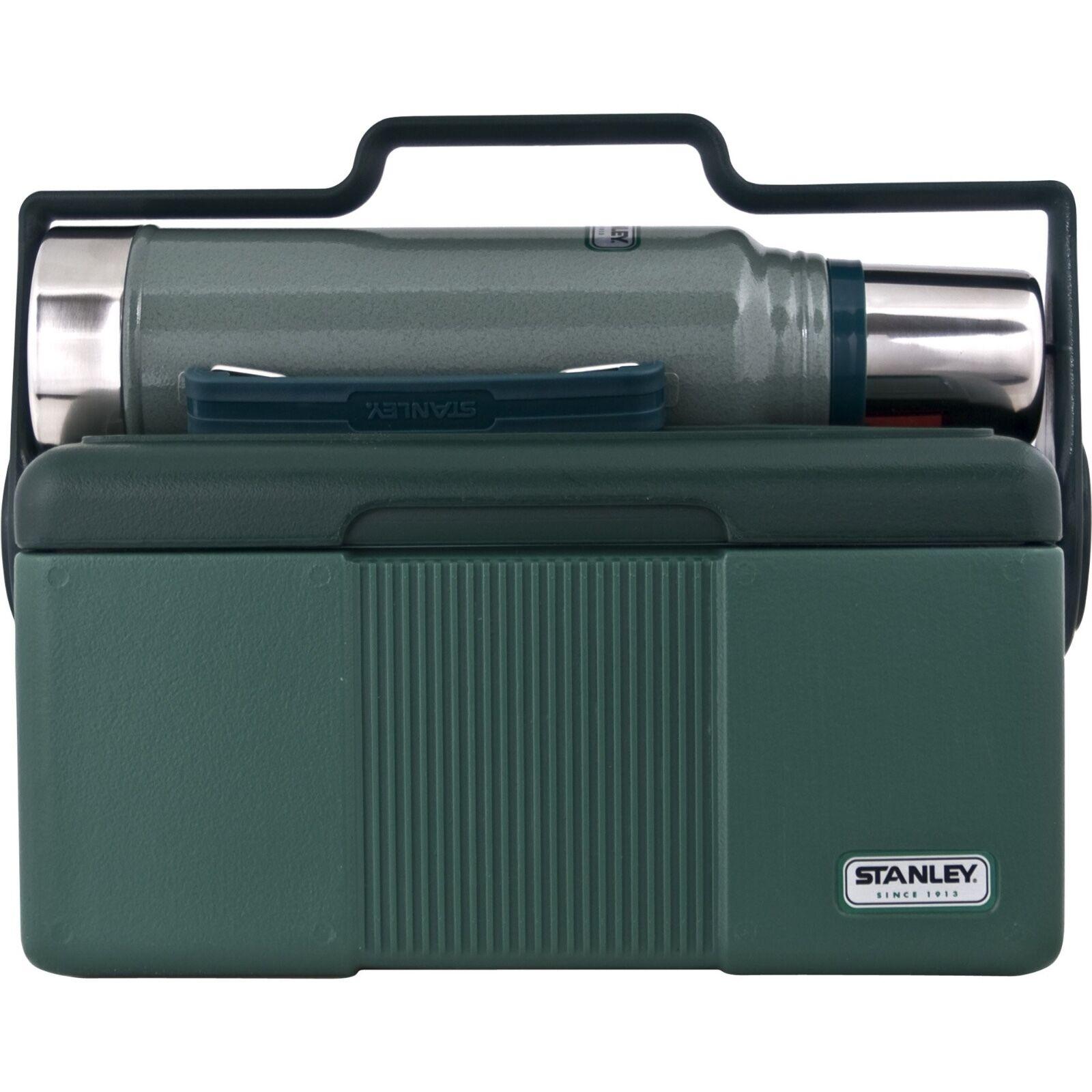Caja de almuerzo para adultos Enfriador de comestibles Stanley caliente Termo Botella Camping al aire libre