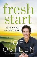 Fresh Start : The New You Begins Today by Joel Osteen (2016, CD, Unabridged)