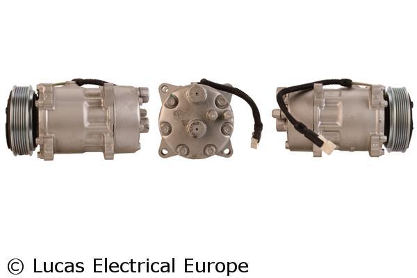 Kompressor Klimaanlage - Lucas ACP134 (inkl. 95,20 € Pfand)