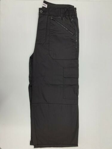 Mens Cargo Pants Lightweight Tom Franks Cotton Rich Cargo Trousers Multi Pockets
