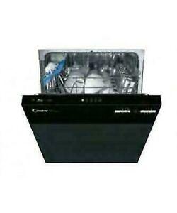 CANDY CDSN1L350PB Spülmaschine Samen Flush Mount 13 Bedeckt Schwarz Klasse A+
