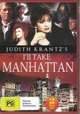 I'LL TAKE MANHATTAN - JUDITH KRANTZ - NEW & SEALED DVD